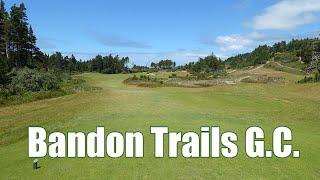 BANDON TRAILS - Bandon Dunes Golf Resort