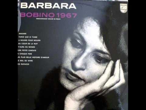 Barbara les rapaces
