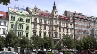 Views Around the City of Prague, Czech Republic - July, 2015