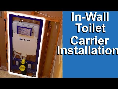 Zurn Carriers Ezcarry Water Closet Carrier System Doovi