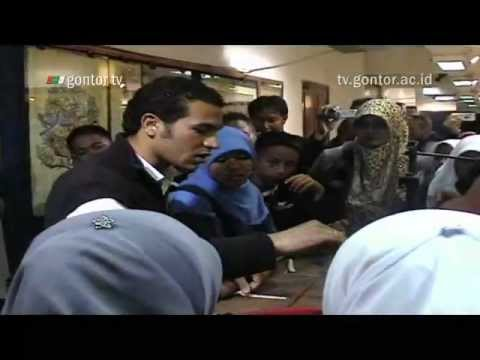 Egypt Study Tour - Gontor - The Making of Papyrus - HD