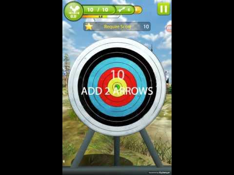 обзор на игру стрельба из лука 3d