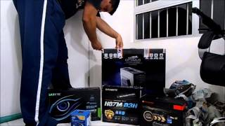 UNBOXING PC TERABYTE
