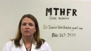 Chronic Illness and the MTHFR gene mutation
