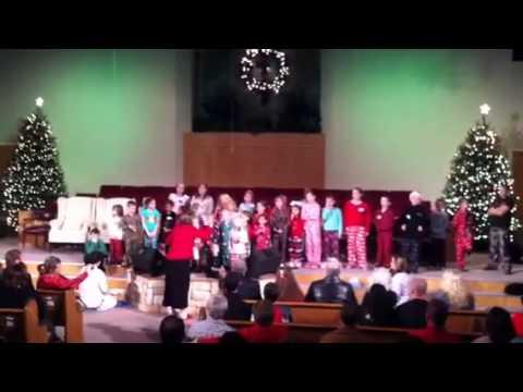 Trinity Baptist Church King's Kids 2012 Christmas cantata f - YouTube