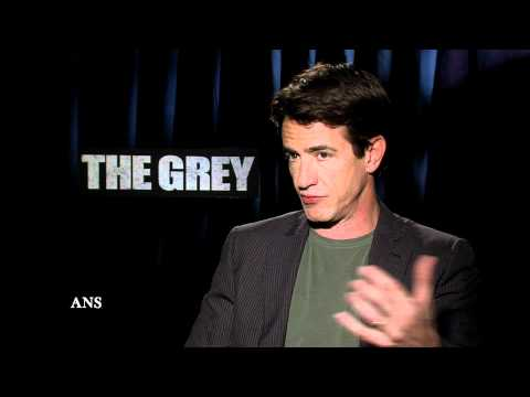 DERMOT MULRONEY - THE GREY INTERVIEW