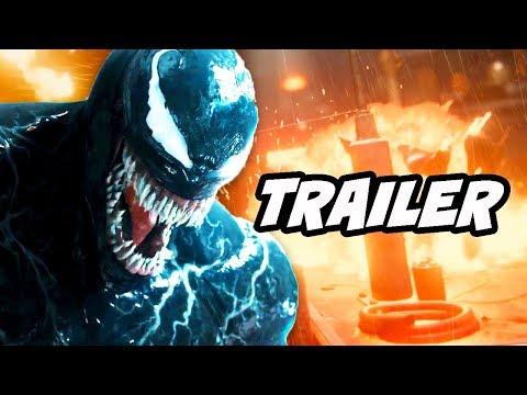 Venom Trailer 3 - Full Spider-Man Marvel Prequel Story Explained