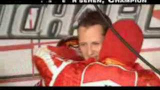 Michael Schumacher: Stand up for the Champion -  tribute