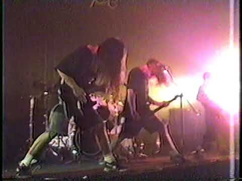 Living Sacrifice - Aurora, IL - Fire Escape - 7/22/93