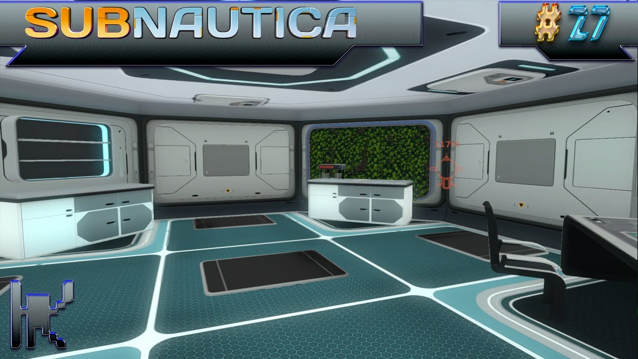 let s play subnautica episode 27 making a lab room looking for