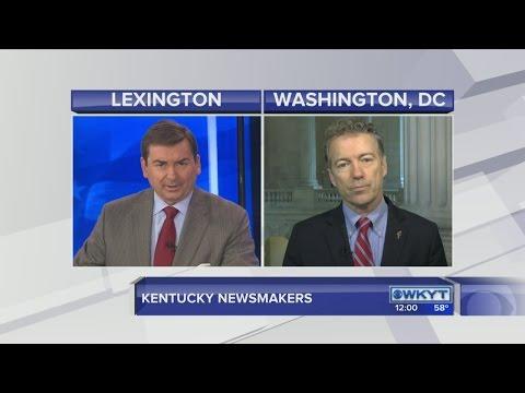 Kentucky Sen. Rand Paul suspends presidential campaign