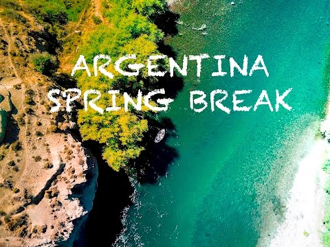 SPRING BREAK IN ARGENTINA | HUNTER WEISS EDITION 4K