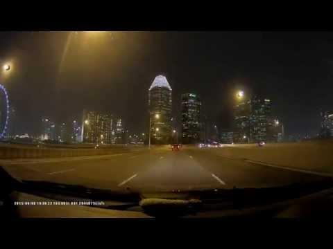 ASUS RECO Classic Car Cam Review 1920x1080 30fps