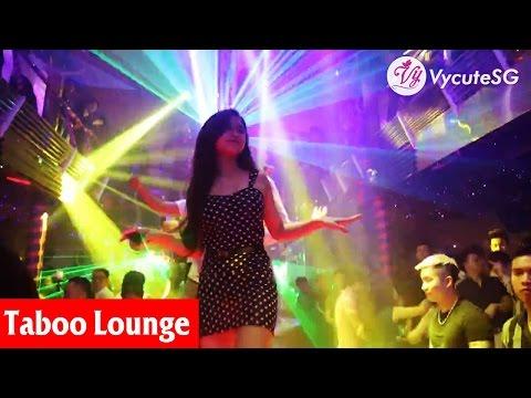 Nonstop chào năm mới 2018 cùng Taboo Lounge bar Club Hà Thành