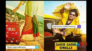 Posters of irrfan khans kareeb kareeb single released on social media