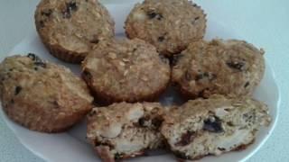 #кекс#пп#диета# Очень сладкие,но без сахара.Кексики для стройняшек!!! Обязательно приготовьте.