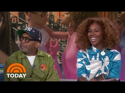 Spike Lee And DeWanda Wise Talk 'She's Gotta Have It' Season 2 | TODAY