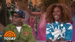 Spike Lee And DeWanda Wise Talk 'She's Gotta Have It' Season 2 | TODAY