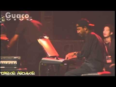 Guaco - Pastelero - Live Palacio de los eventos