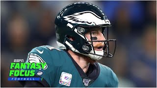 Fantasy Focus Live! Week 8 Preview