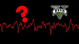 Curiosidad sobre la banda sonora de GTA V
