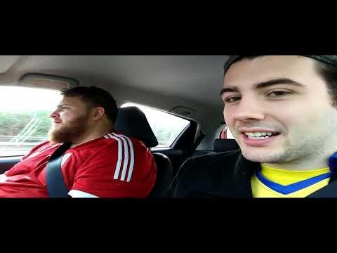 BTU vs Llandudno FC: AWAY DAYS EPISODE 2