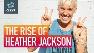 The Rise Of Heather Jackson | Ice Hockey Player To Kona Podium