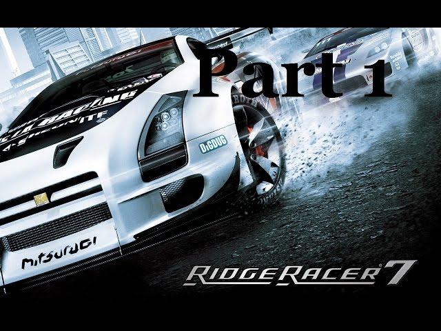 Let's Play: Ridge Racer 7 [1/2] (Longplay)