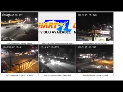 LIVE St. Mary's County Traffic Cameras