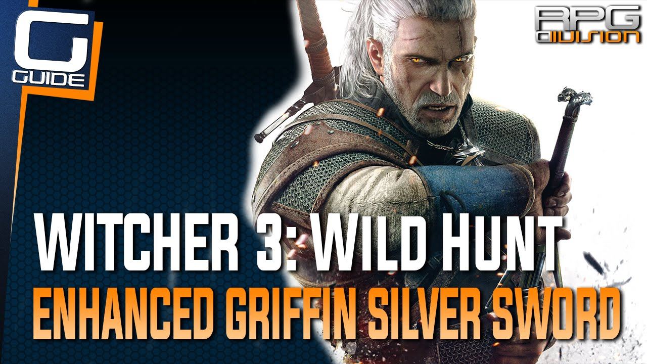 Witcher 3: The Wild Hunt - Enhanced Griffin Silver Sword Diagram ...