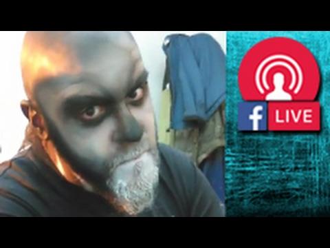 Set de rodaje día 3 - Facebook Live Video