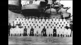 Super battleships Yamato / Musashi tribute.