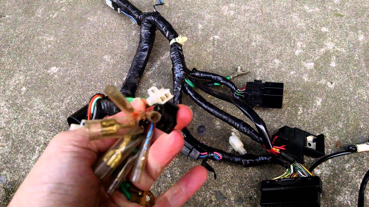 medium resolution of ruckus wiring harness