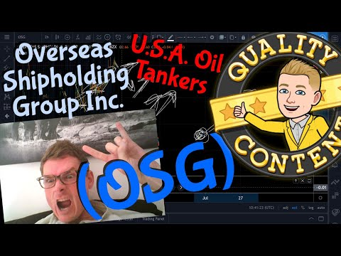 USA Oil Tankers: OSG Overseas Shipholding Group Inc.