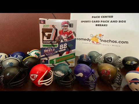 2019-donruss-football-retail-review.-nfl-panini-blaster-box-break-opening-2020-most-valuable-top-ten