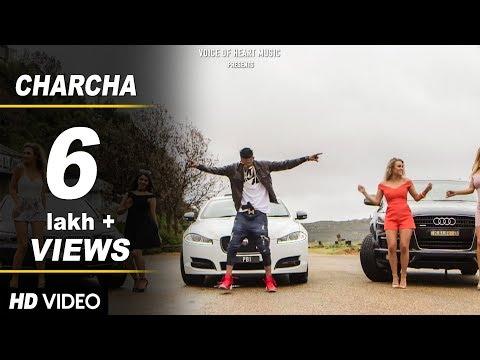 Charcha | Latest Haryanvi DJ Song 2017 | Karan Mohri | Australia | Voice of Heart Music