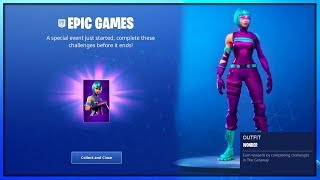 "Le 'NEW' HONOR GUARD ""WONDER"" BUNDLE REWARDS IN FORTNITE."