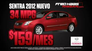 Fred Haas Nissan - Grand Opening Sale - Get What You Want Sales Event - Hispanic Offers