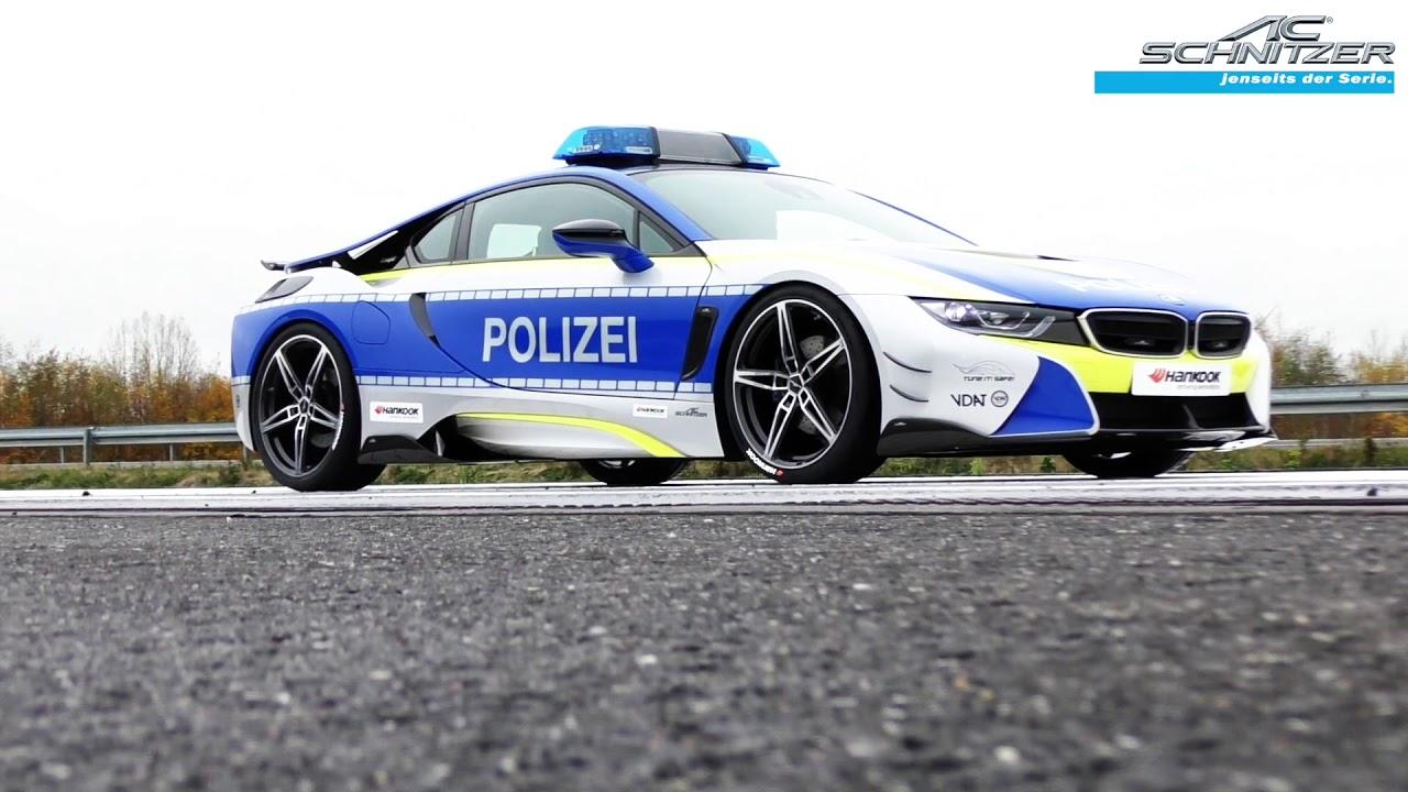 Bmw I8 By Ac Schnitzer Tune It Safe Kampagnenfahrzeug 2019 Youtube