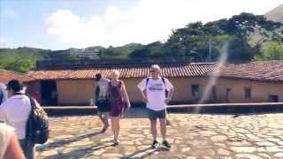 Recorriendo  Isla Margarita, Venezuela