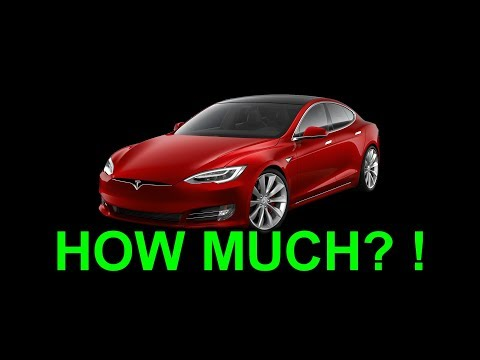 A Tesla Costs HOW MUCH In Australia?