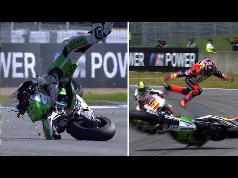 MotoGP™ 2014 Biggest crashes