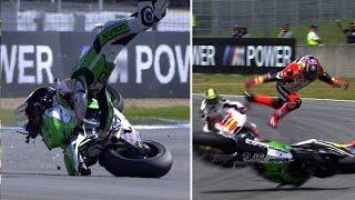 MotoGP™ 2014 Biggest crashes thumbnail