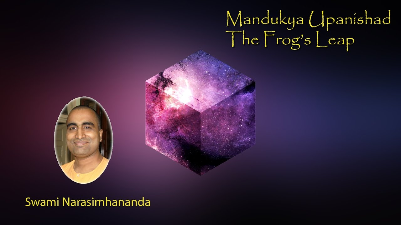 Mandukya Upanishad The Frog's Leap 5