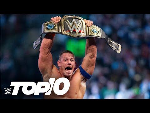 20 greatest WWE