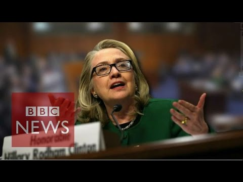 Why is Benghazi still a big issue for Hillary Clinton? BBC News