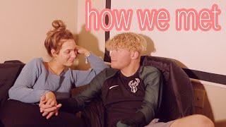 How We Met...♡