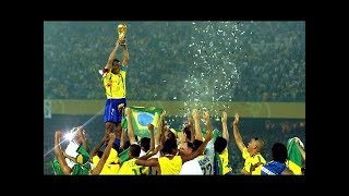 World Cup 2002 Final Highlights