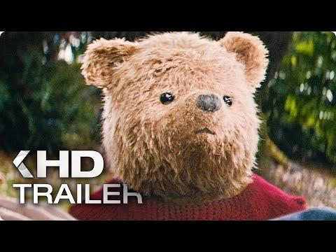 CHRISTOPHER ROBIN Trailer (2018)