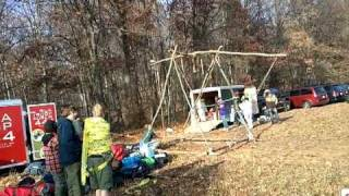 Boy Scout Catapult